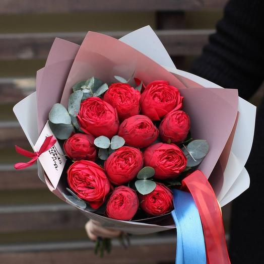 """Букет """"Пиано"""": букеты цветов на заказ Flowwow"""