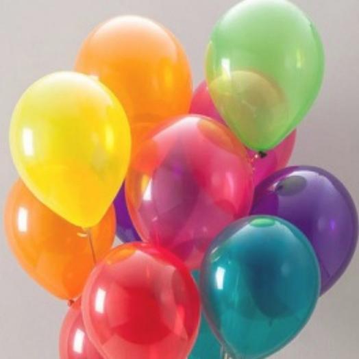 Воздушные шары, 5 шт
