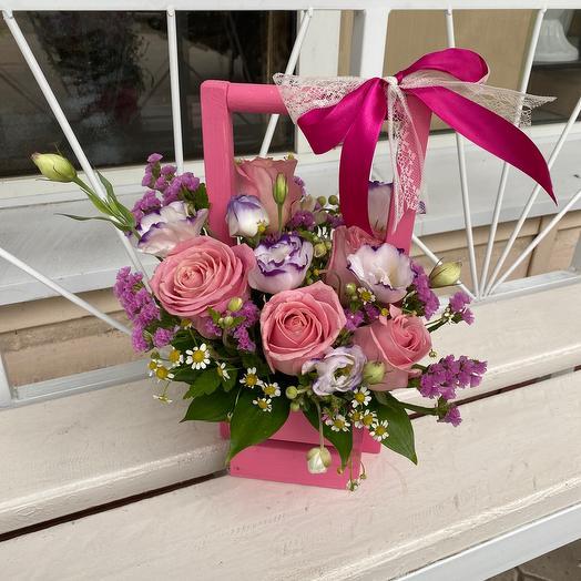 Ящик из роз и Статицу