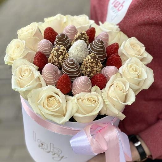 Рококо микс с розами