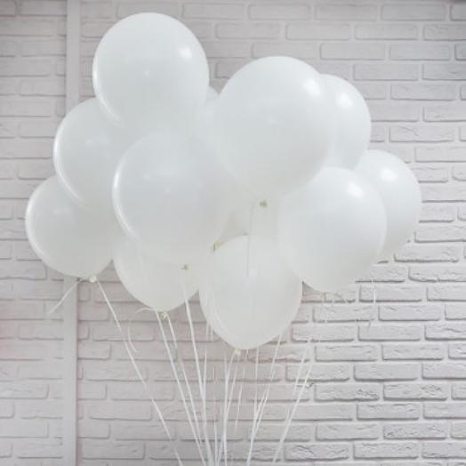13 белых шаров