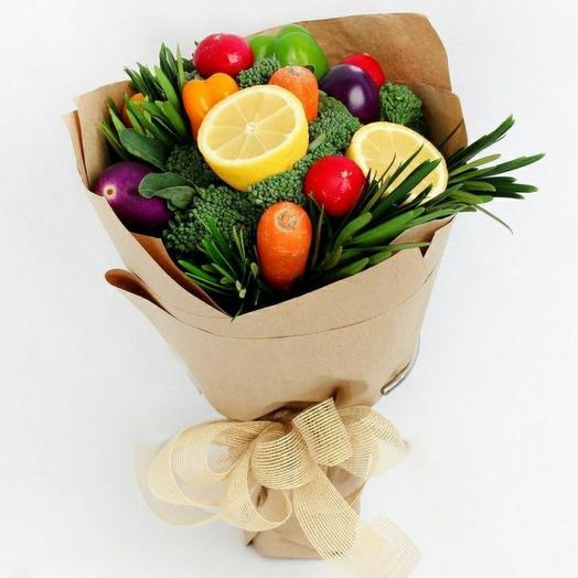Fitness bouquet