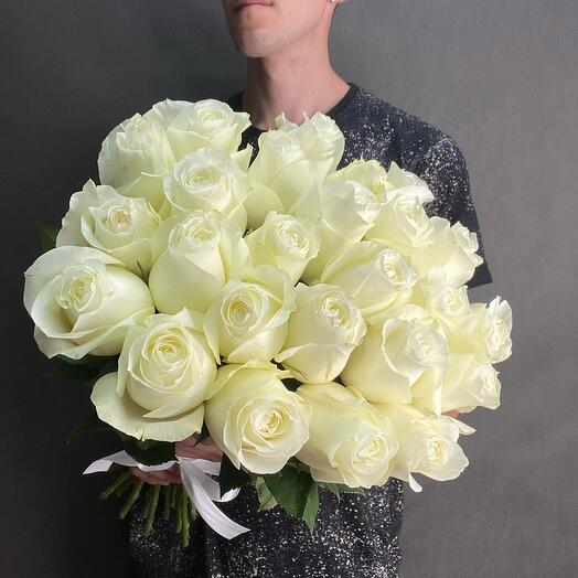 25 эквадорских роз