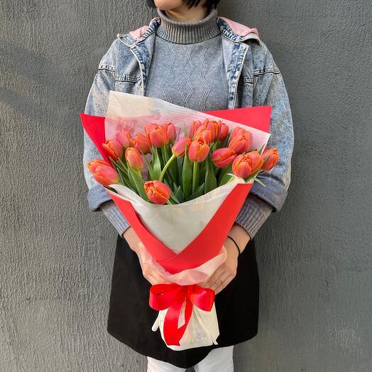 Тюльпаны 25 Голландия