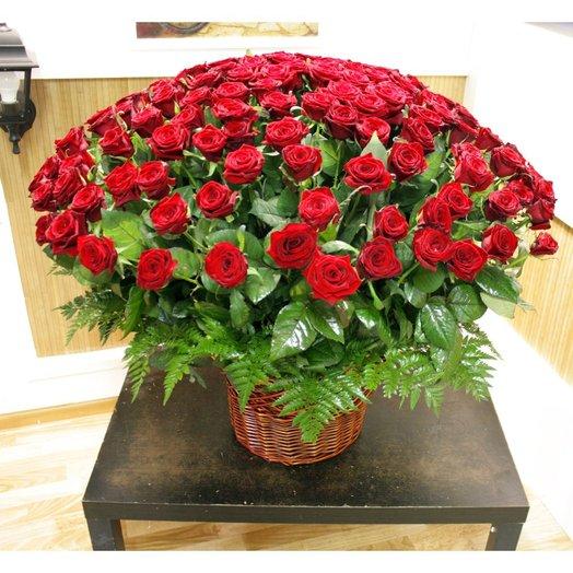 Корзина 51: букеты цветов на заказ Flowwow