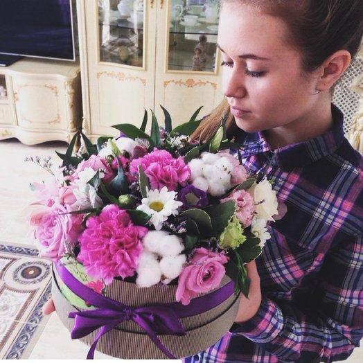 Цветочный сюрприз: букеты цветов на заказ Flowwow