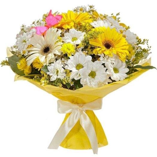 Букет Романтизм: букеты цветов на заказ Flowwow