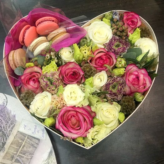 Тайный поклонник: букеты цветов на заказ Flowwow