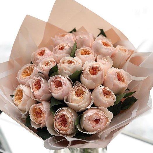 Мисс Джульетта : букеты цветов на заказ Flowwow