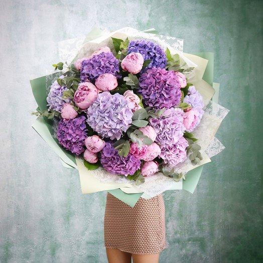 Вау букет: букеты цветов на заказ Flowwow