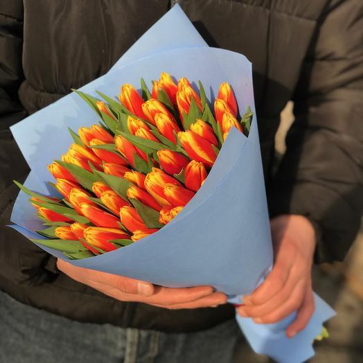 Orange juice🍊: букеты цветов на заказ Flowwow