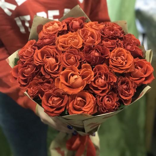 Эльторо в букете: букеты цветов на заказ Flowwow