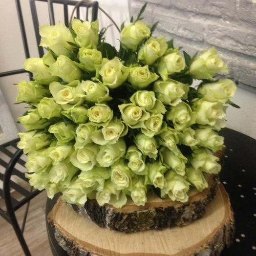 Охапка эмоций: букеты цветов на заказ Flowwow