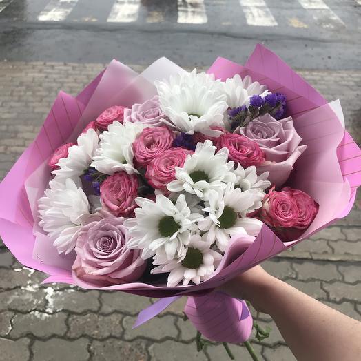 Все о любви: букеты цветов на заказ Flowwow