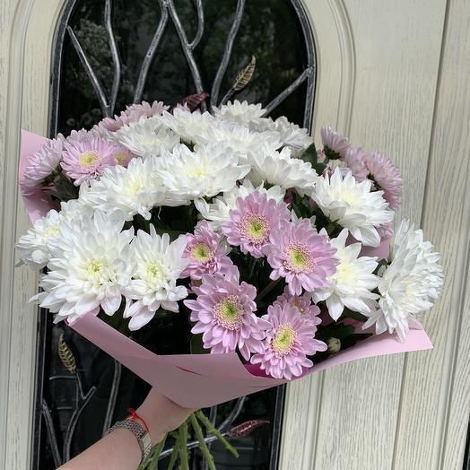Летний вальс: букеты цветов на заказ Flowwow