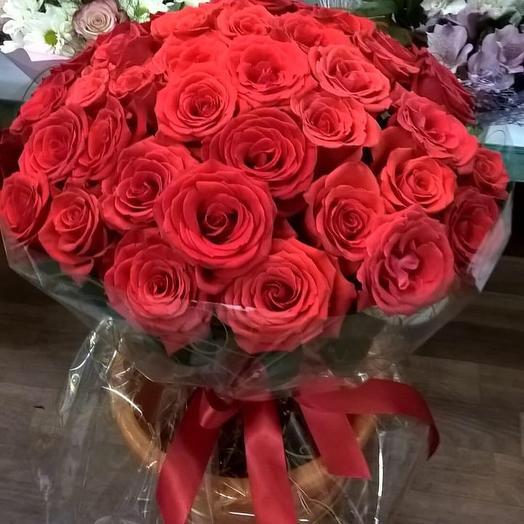 Арт. 095487: букеты цветов на заказ Flowwow
