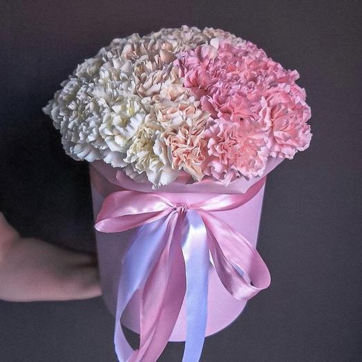 Нежное облачко: букеты цветов на заказ Flowwow