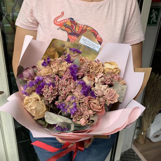 Интерьерный букет номер 2: букеты цветов на заказ Flowwow