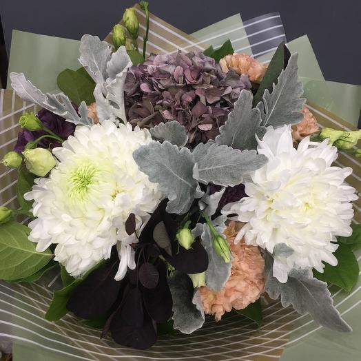 Осенний лес: букеты цветов на заказ Flowwow