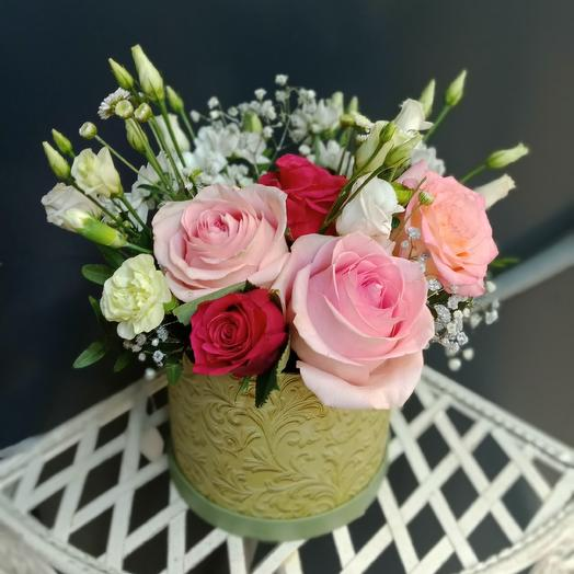 Композиция Мечтай: букеты цветов на заказ Flowwow