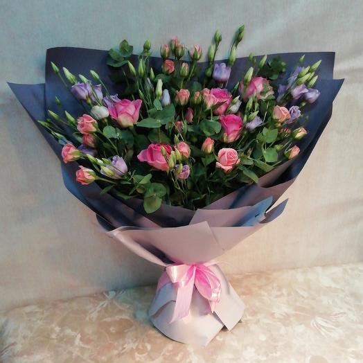 Нежный ветер: букеты цветов на заказ Flowwow
