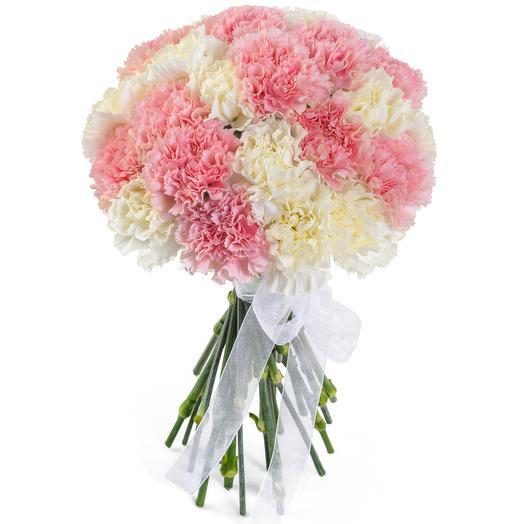 """Букет """"Сливочное мороженое"""": букеты цветов на заказ Flowwow"""