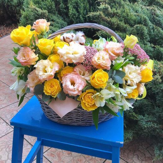 Милагрос: букеты цветов на заказ Flowwow