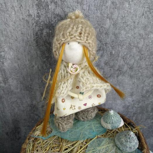 Кукла ручной работы: букеты цветов на заказ Flowwow