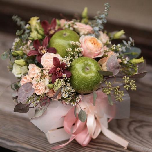 """Цветы для мамы """"Гвинея"""""""