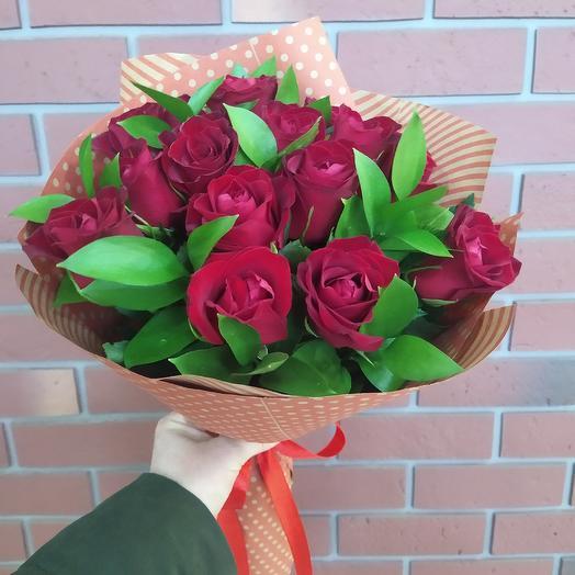 Стрелы Амура: букеты цветов на заказ Flowwow