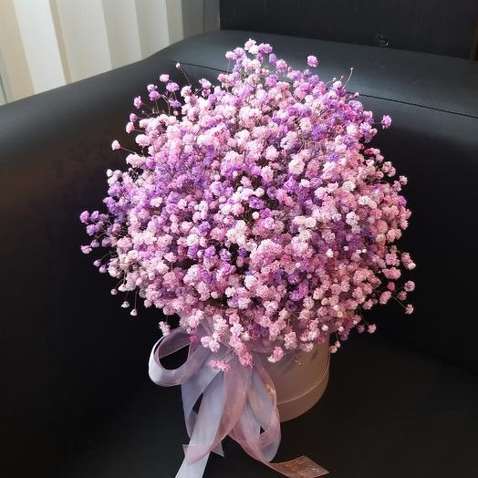 Гипсофила микс: букеты цветов на заказ Flowwow