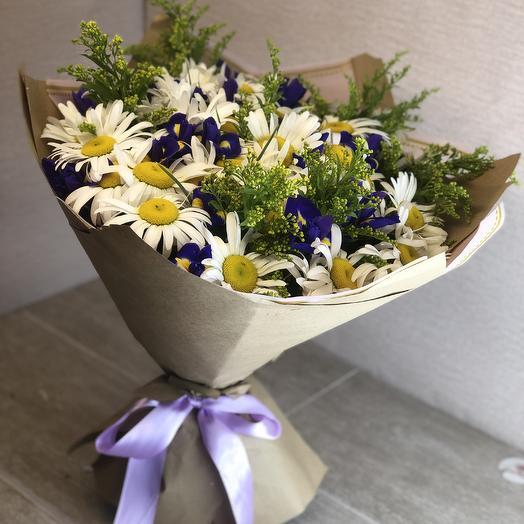 Композиция аромат лета: букеты цветов на заказ Flowwow