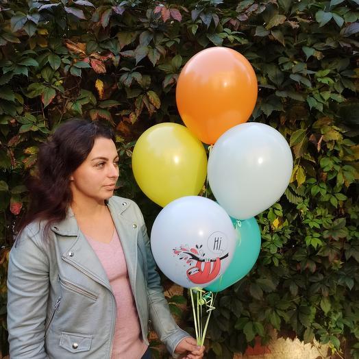 5 воздушных шаров для хорошего настроения