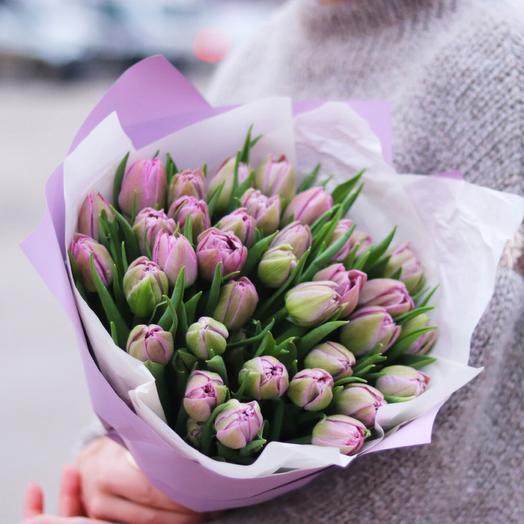 Пионовидные Тюльпаны «Double Price»
