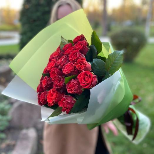 Букет роз «Queen»