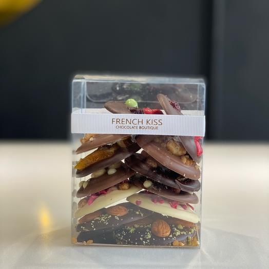 Набор Шоколадные медианты French Kiss