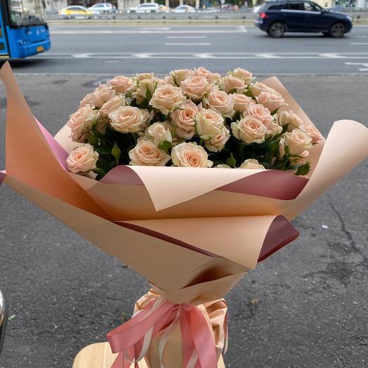 Букет цветов « Розарий»