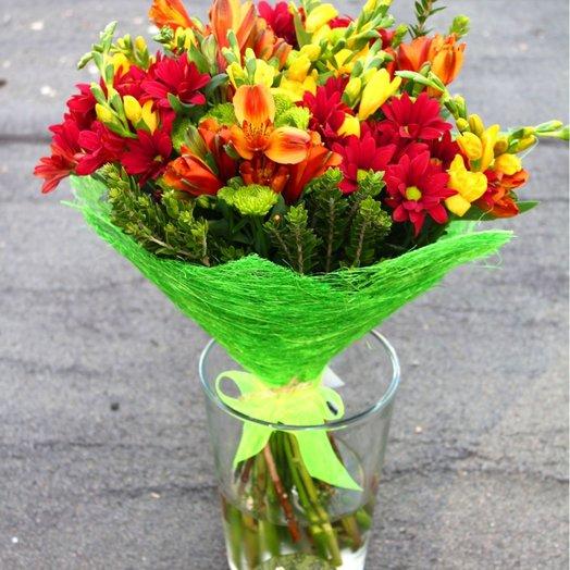 Жатва: букеты цветов на заказ Flowwow