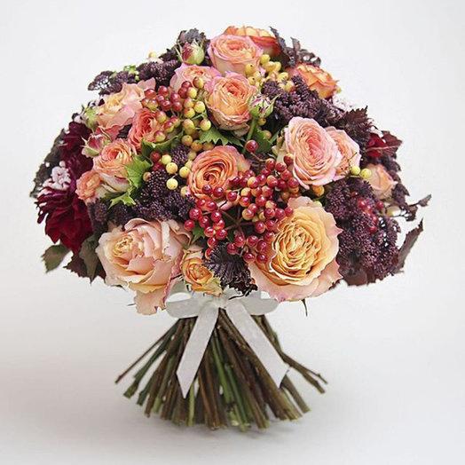 Букет номер семнадцать: букеты цветов на заказ Flowwow