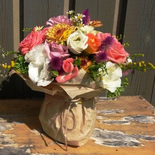 Лето в Сорренто: букеты цветов на заказ Flowwow