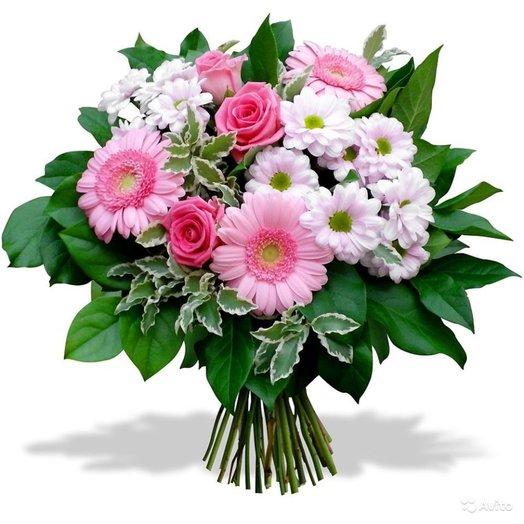 Букет Самой нежной: букеты цветов на заказ Flowwow
