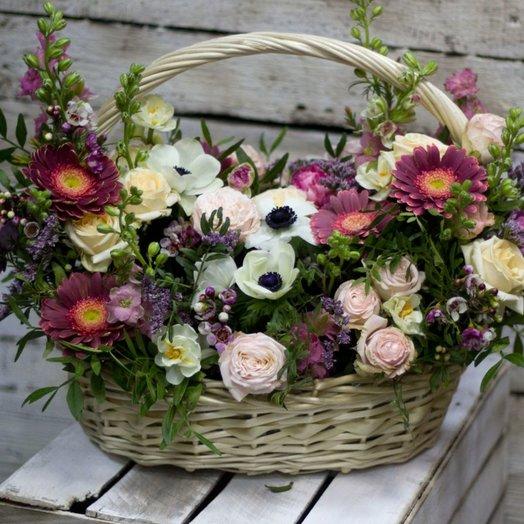 В гостях у гномов: букеты цветов на заказ Flowwow