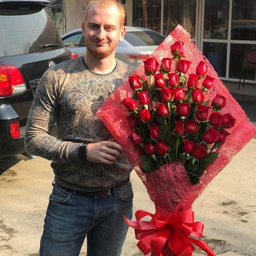Букет Веерам: букеты цветов на заказ Flowwow