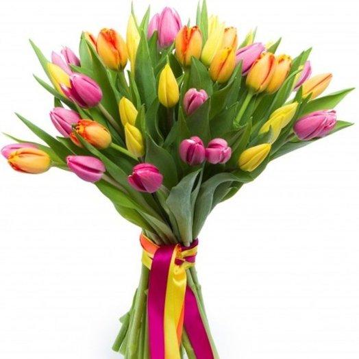 25 поводов для весны: букеты цветов на заказ Flowwow