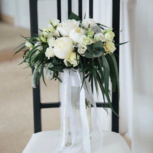 Для нежной невесты: букеты цветов на заказ Flowwow
