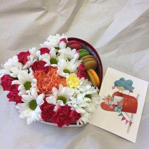 Сладость: букеты цветов на заказ Flowwow
