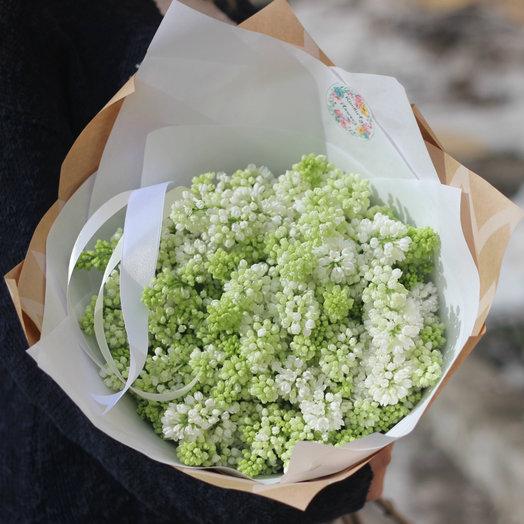 Букет сирени 9 шт: букеты цветов на заказ Flowwow