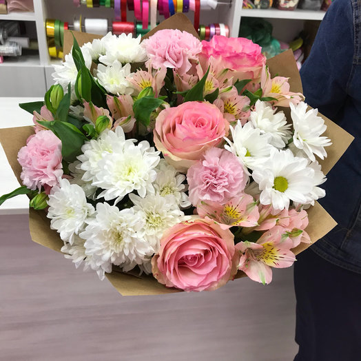 💕: букеты цветов на заказ Flowwow