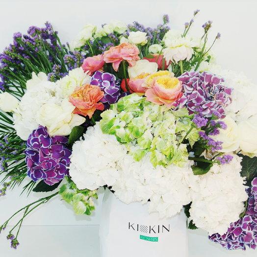 KIKIN FLOWERS: букеты цветов на заказ Flowwow