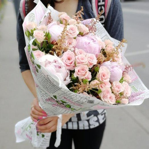 """"""" сад Семирамиды """": букеты цветов на заказ Flowwow"""